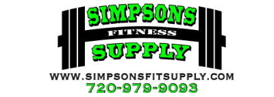 Simpsons Fit Banner Logo